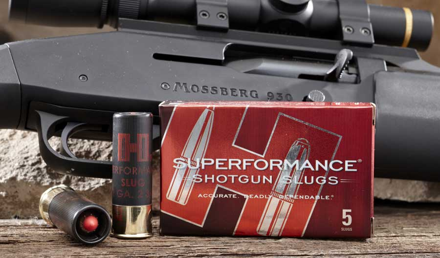 Hornady Superformance slugs