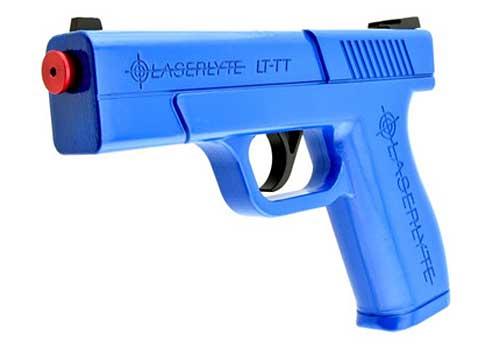 LaserLyte training pistol