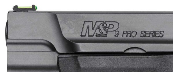 Smith and Wesson M&P9 Pro Series pistol