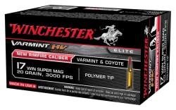 .17 Winchester Super Magnum: 3,000 FPS Rimfire
