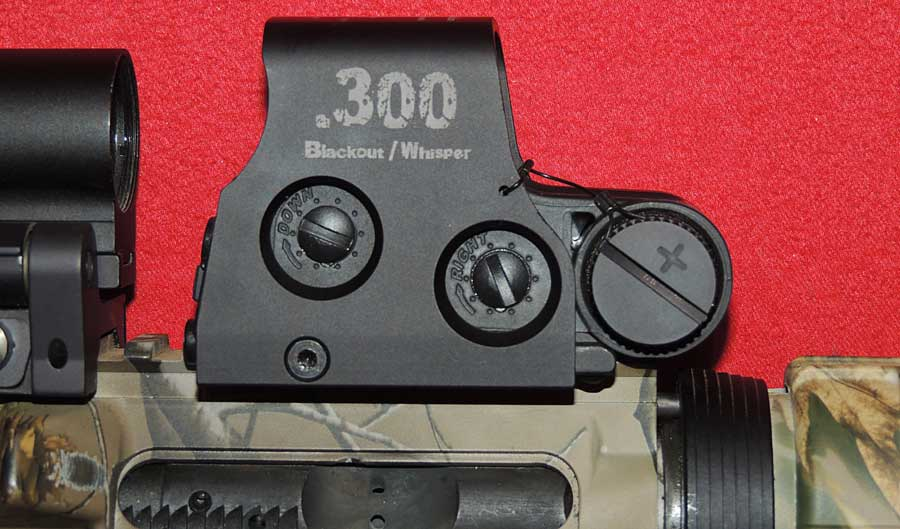 EOTech-300 BLACKOUT Review