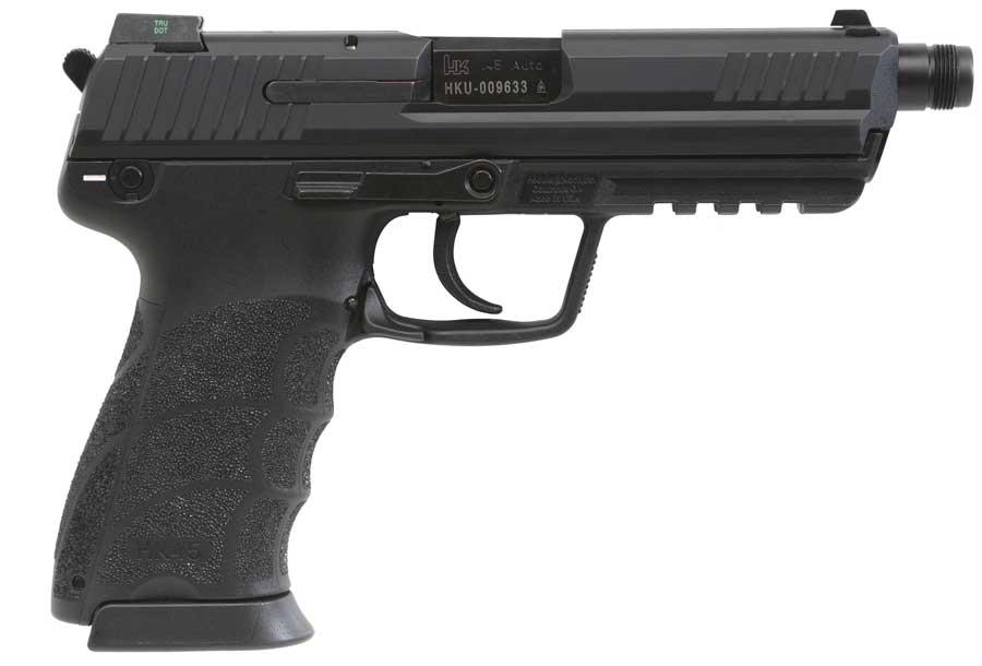 HK45 Tactical black