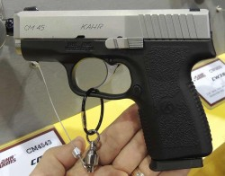 Kahr CM45: Details from the 2013 SHOT Show