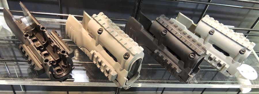 MFT polymer tekko rails