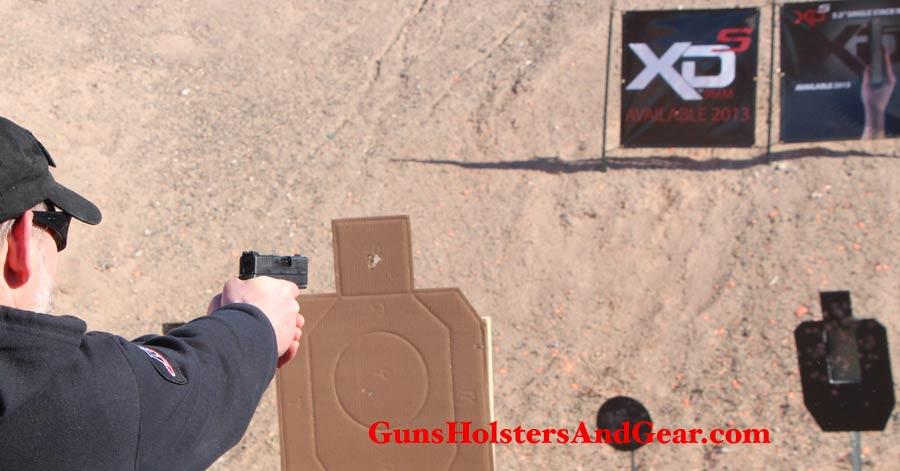 Springfield XDS 9mm photo
