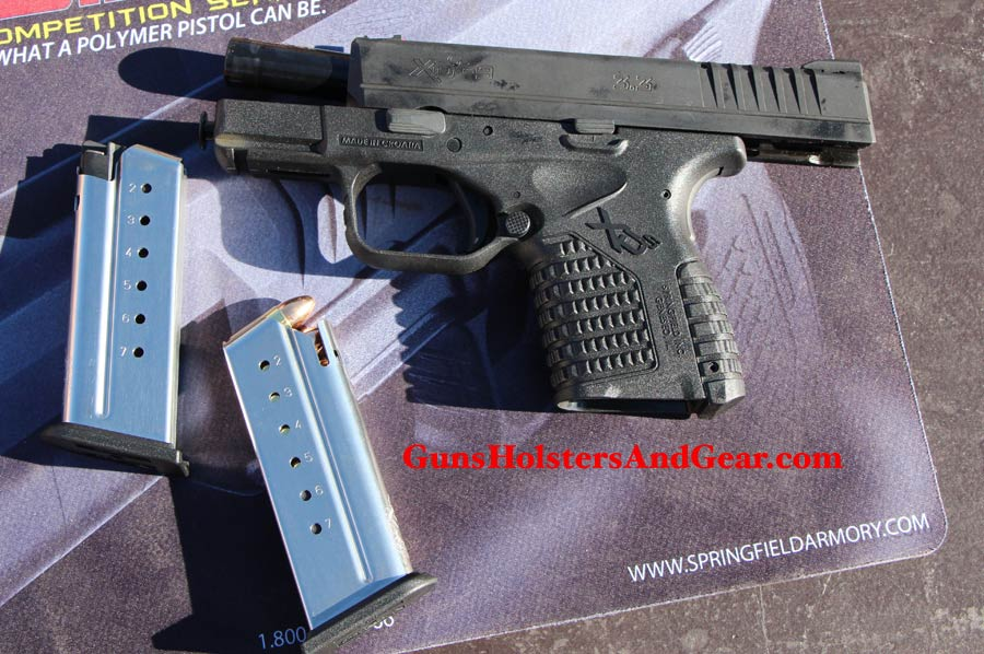 Springfield XDS review