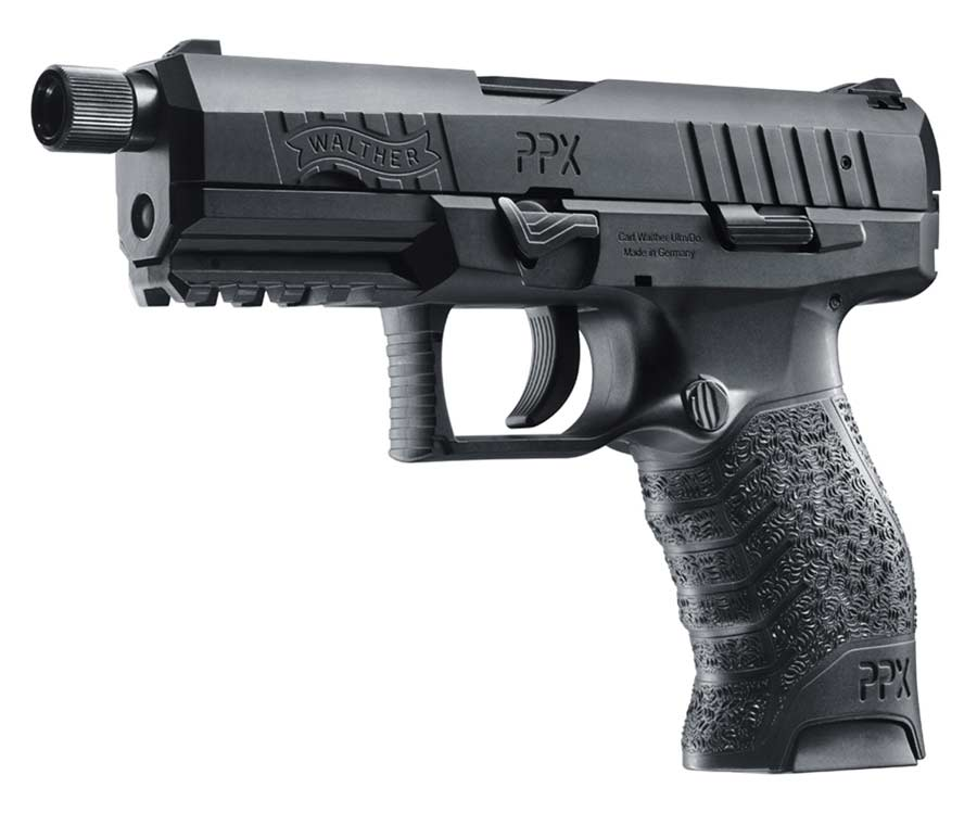 Walther PPX photo