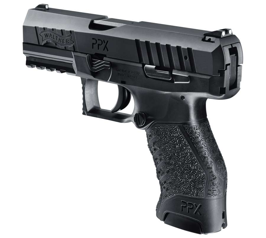 Walther PPX picture