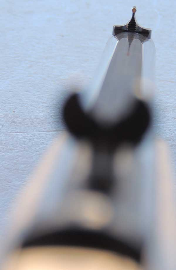 Winchester 1873 front sight