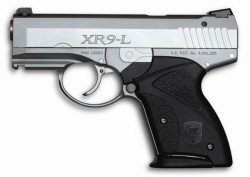 Boberg XR9-L: Longslide Version of this Unique Pistol