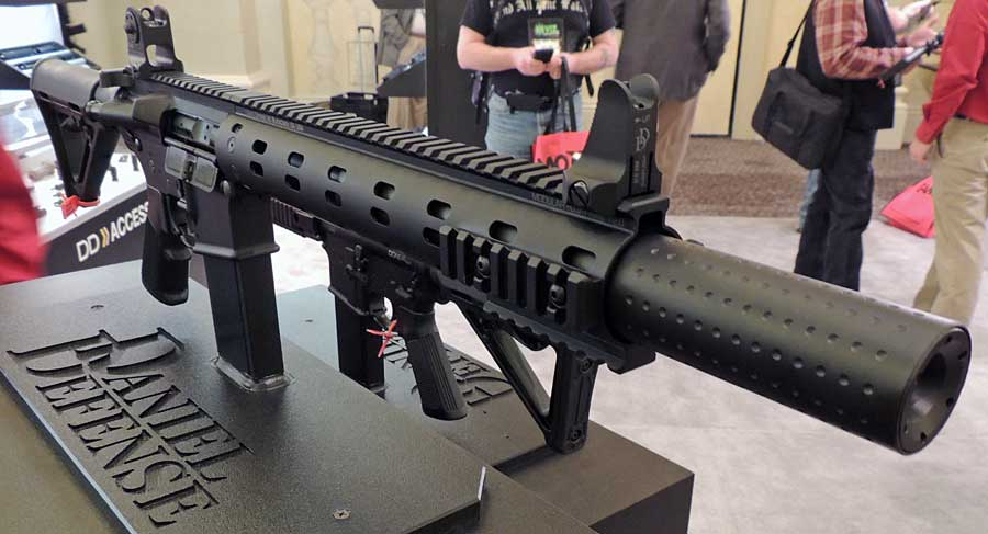 Daniel Defense suppressed