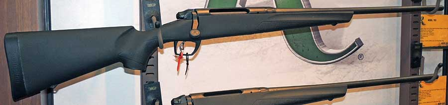 Remington 783 shot show