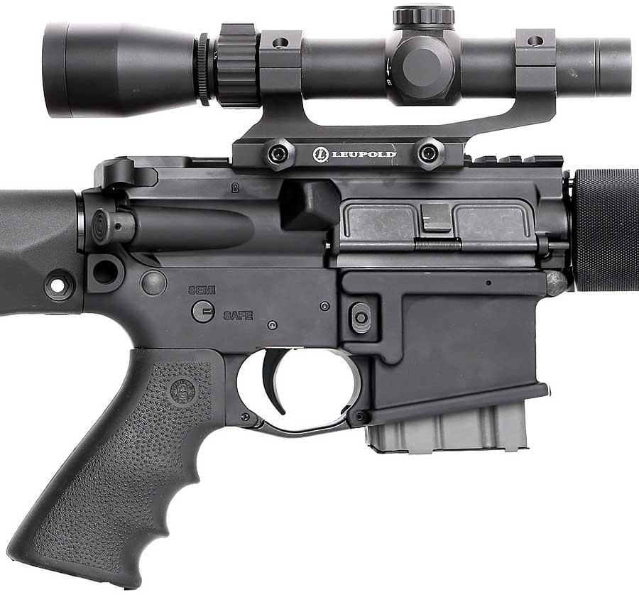 SIG M400 Varminter review