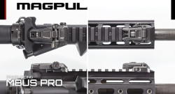 New Magpul All-Steel MBUS