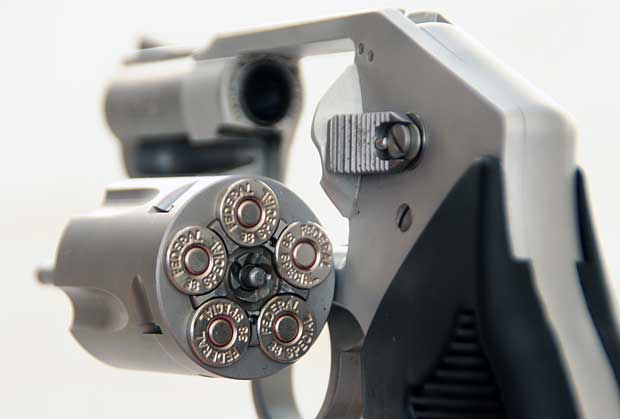 Charter Arms Off Duty revolver