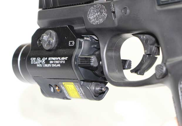 Streamlight TLR-2 Review