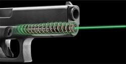 LaserMax Green Guide Rod Laser for Glock