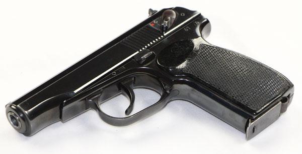 Makarov 9x18 Pistol Review