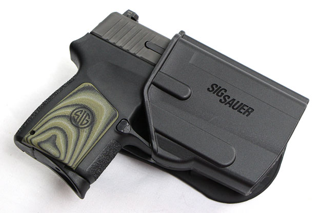 SIG P290 RS enhanced holster