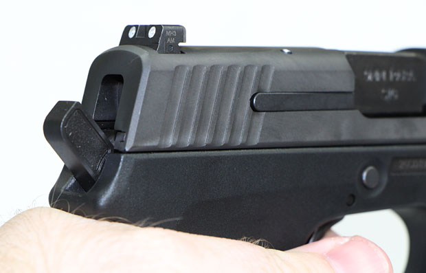 SIG P290 enahnced sights