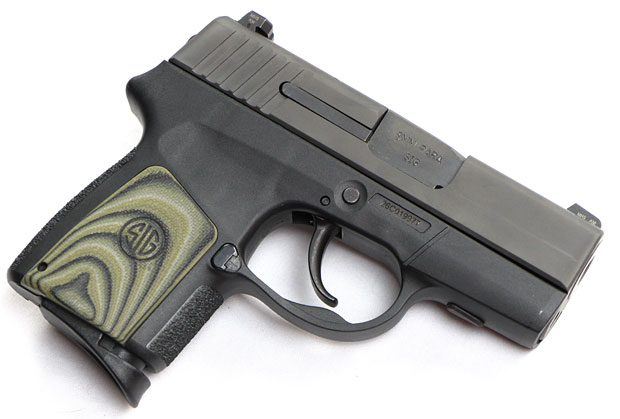 SIG Sauer P290 review