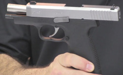 The New Kahr CT40 and CT45 Pistols