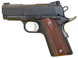 The New Magnum Research Ultra-Compact Desert Eagle 1911U
