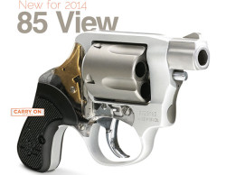 Taurus View: Clear Side Plate, 1.4″ Barrel, 9 oz