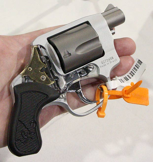 Taurus View revolver