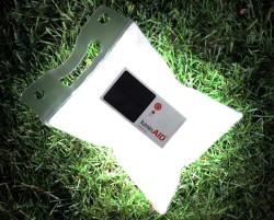 LuminAID: Solar, Inflatable, Floating, Waterproof Light