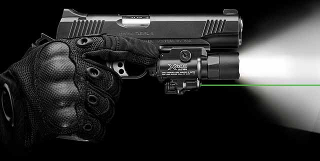 The New Surefire X400 Ultra Weaponlight Laser