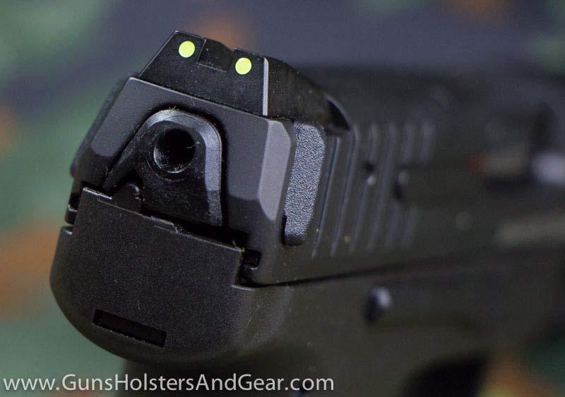 VP 40 rear sight
