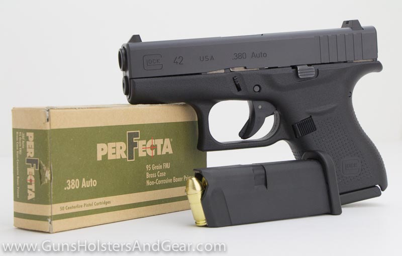 G42 with Perfecta ammo