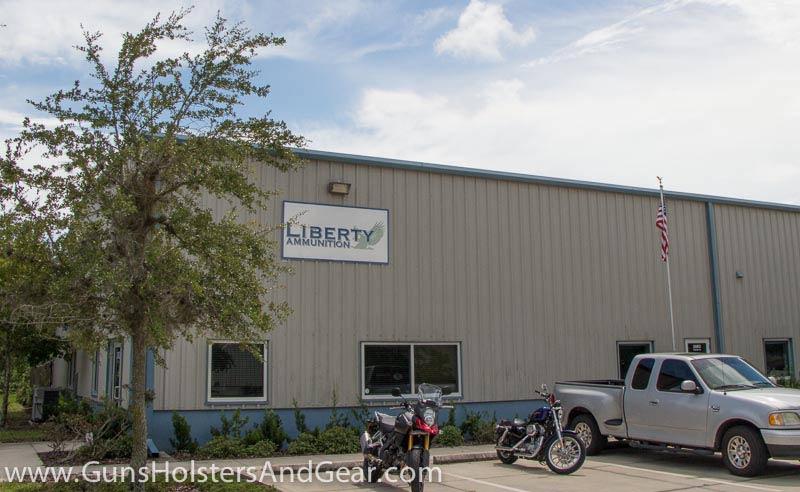 Liberty Ammunition factory