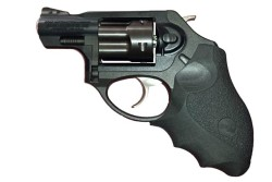 Delta Grip for the Ruger LCR