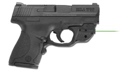 S&W Shield with Green Laser
