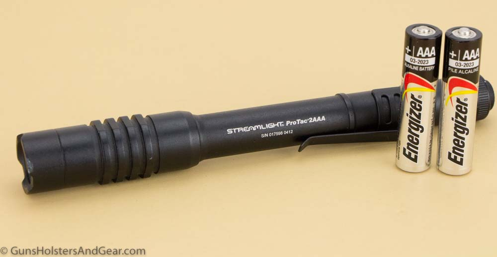 Streamlight ProTac 2AAA Review