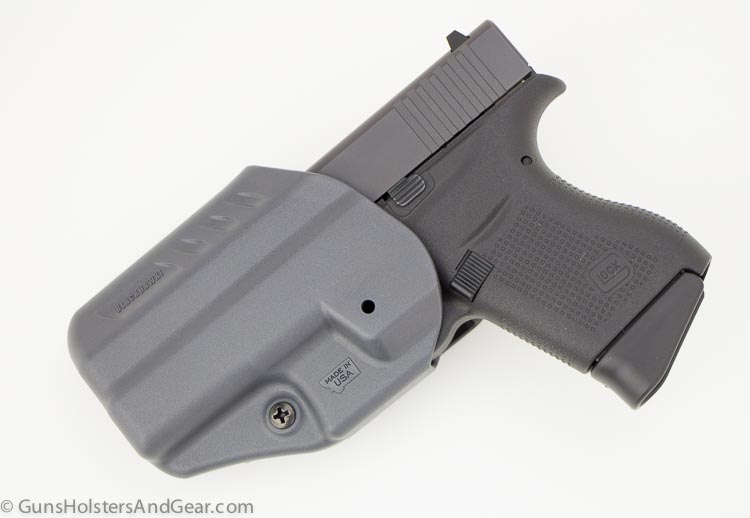 Blackhawk A.R.C. Holster for the Glock 43