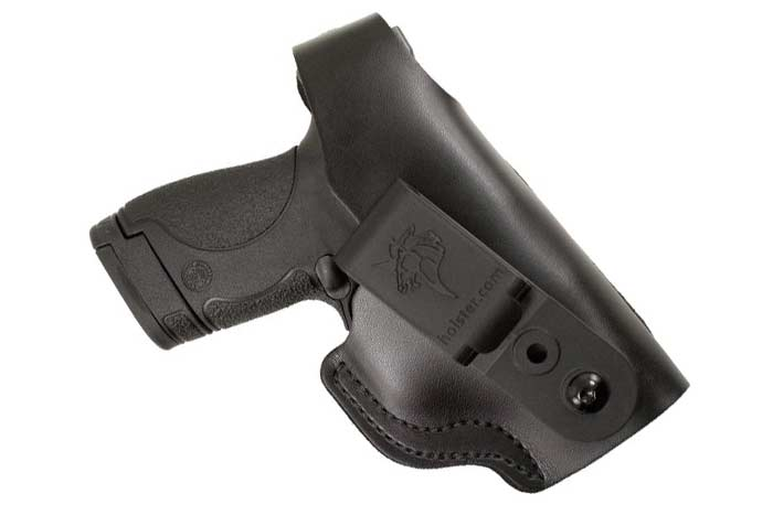 Dual Carry II holster for Shield