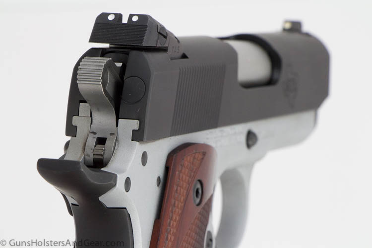 STI Escort sights