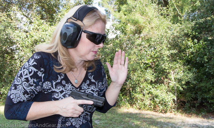 Smith Wesson Shield training