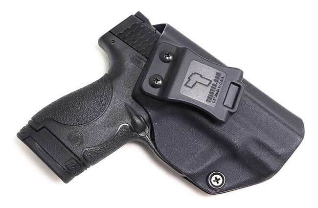 Tulster holster for the S&W Shield