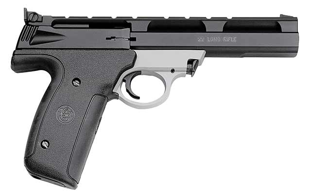 Smith and Wesson Model 22A