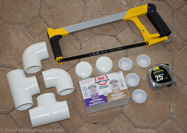 target stand parts