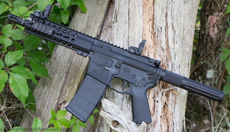 300 blk pistol review