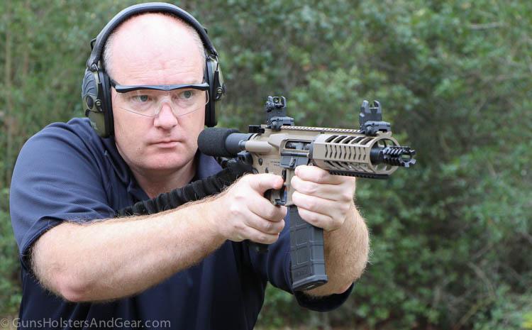 Diamondback DB15 pistol review