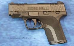 Honor Guard Pistols at NASGW