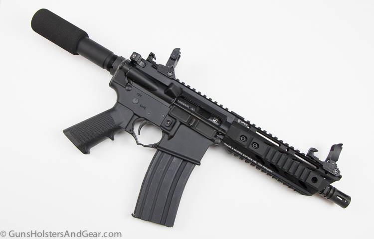 Phase 5 CQC pistol