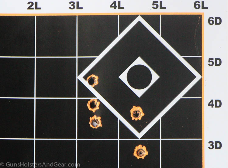 Phase 5 pistol accuracy