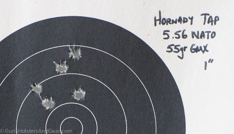 accuracy target